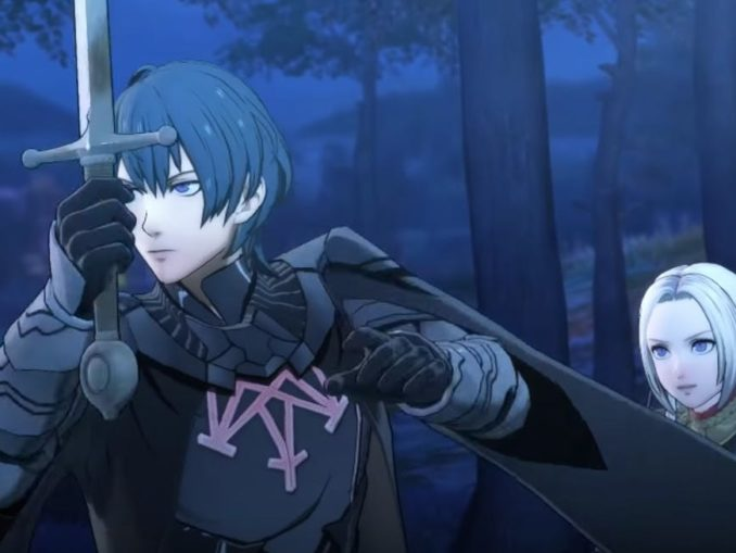 Nieuws - Fire Emblem: Three Houses – Launch Trailers