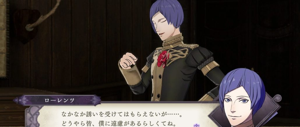 Fire Emblem: Three Houses – Lorentz details