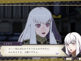 Nieuws - Fire Emblem: Three Houses – Lysithea details