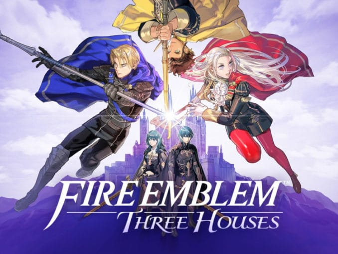 Nieuws - Fire Emblem: Three Houses opening