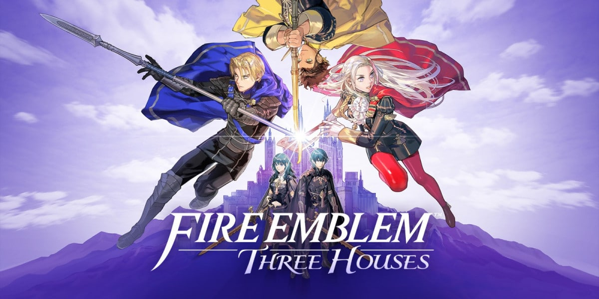 Fire Emblem: Three Houses openingcinematic
