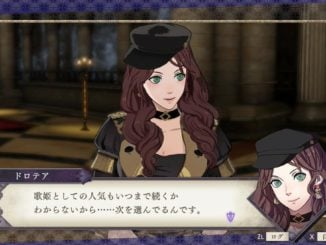 Fire Emblem Three Houses – Dorothea details