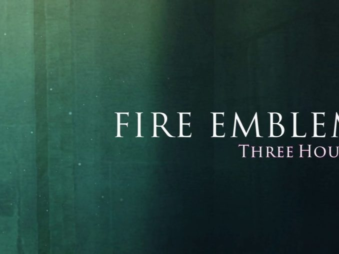 News - Fire Emblem: Three Houses – Voorjaar 2019
