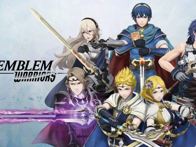 Release - Fire Emblem Warriors