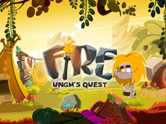 Release - Fire: Ungh's Quest