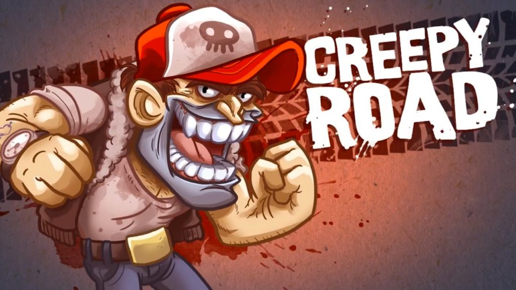 Eerste 10 minuten – Creepy Road