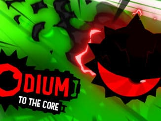 Eerste 5 minuten Odium To The Core