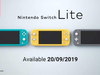 Eerste blik – Nintendo Switch Lite – Komt 20 September