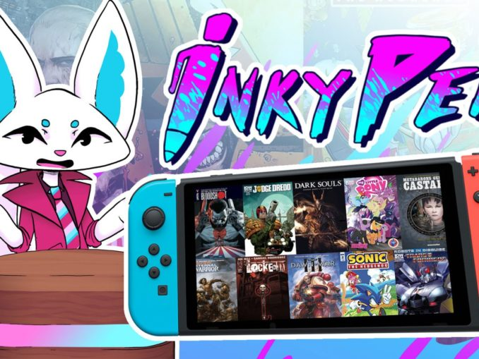 News - First Look – Inky Pen