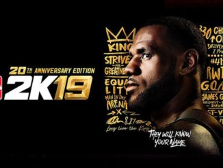 Eerste NBA 2K19 Gameplay Trailer