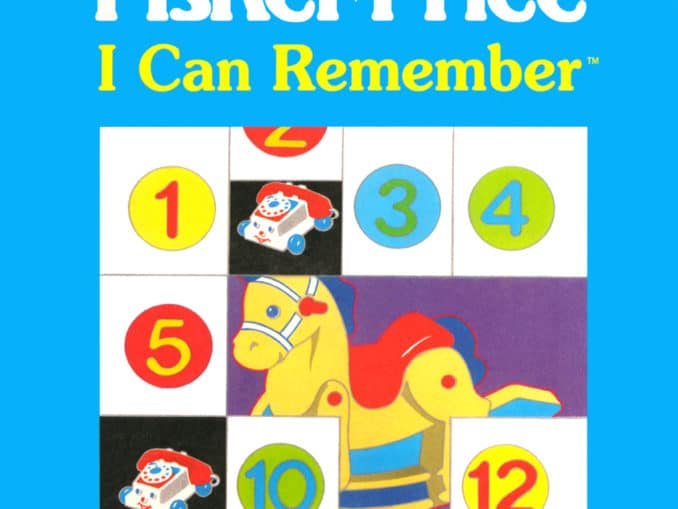 Release - Fisher-Price: I Can Remember