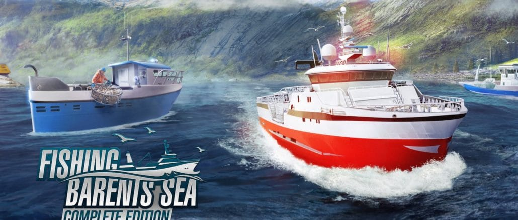 Fishing: Barents Sea Complete Edition