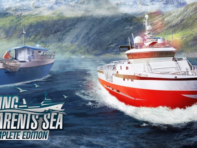 Release - Fishing: Barents Sea Complete Edition
