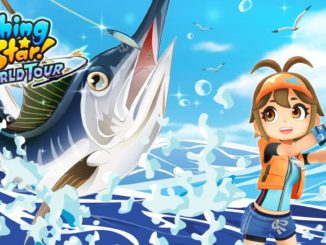 Release - Fishing Star World Tour