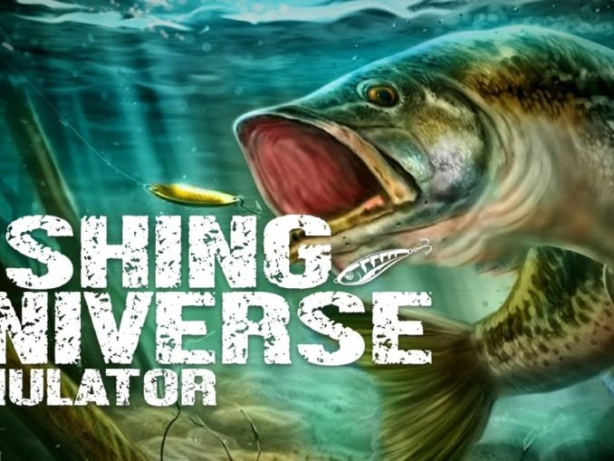 Release - Fishing Universe Simulator