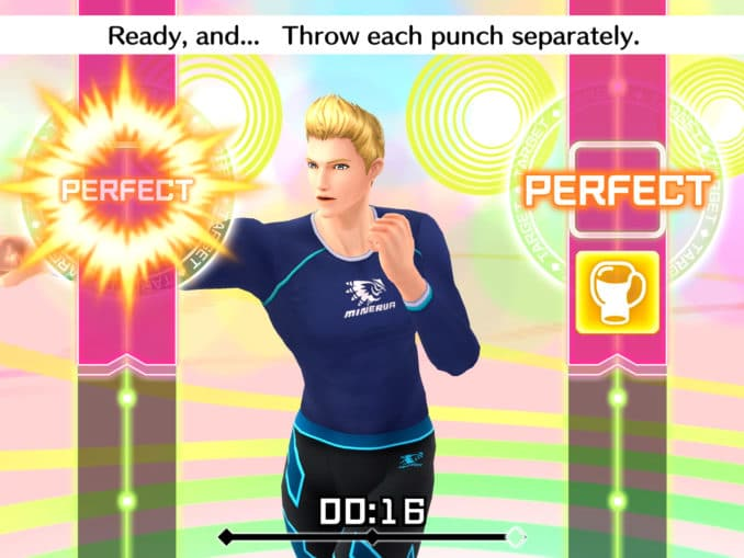 News - Fitness Boxing Overview Trailer