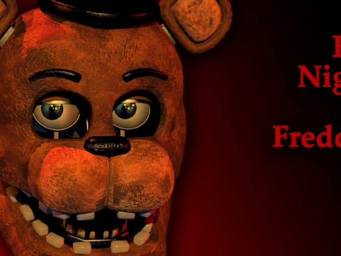 Release - Five Nights at Freddy's 2