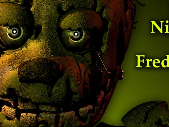 Release - Five Nights at Freddy's 3