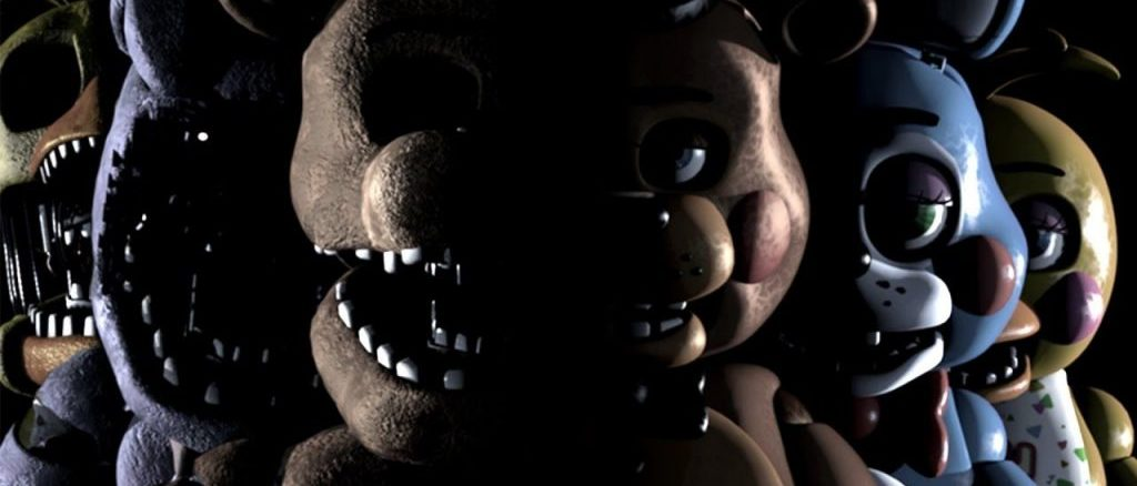 Five Nights At Freddy's 1-4 Launch Trailer
