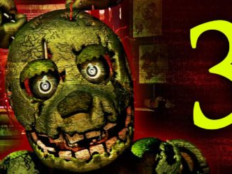 Five Nights at Freddy's 3 komt op 29 November