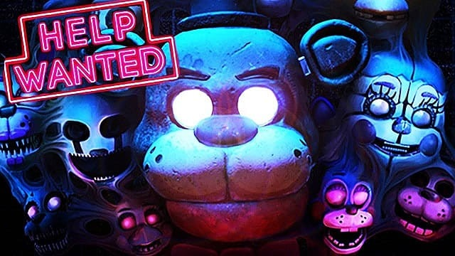 Nieuws - Five Nights At Freddy's: Help Wanted komt spoedig