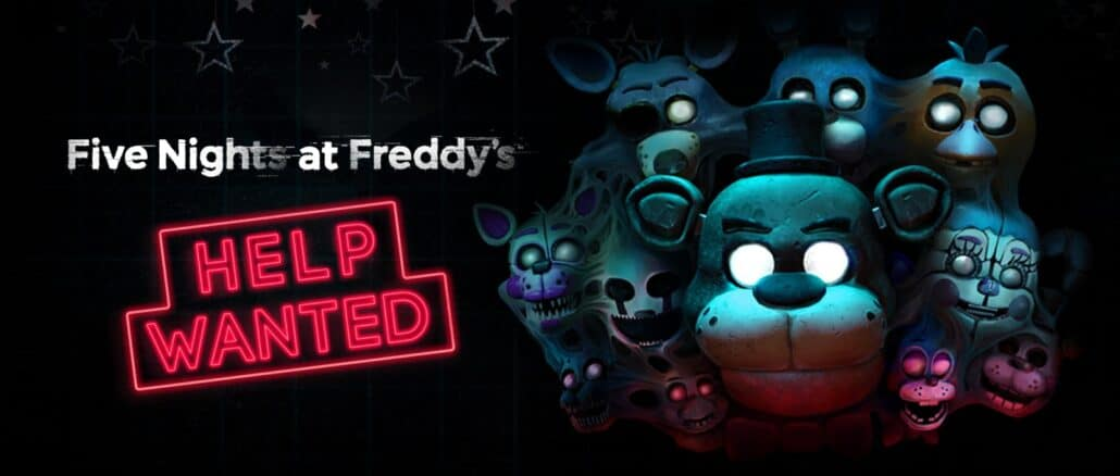 Five Nights At Freddy's Help Wanted – Launch Trailer