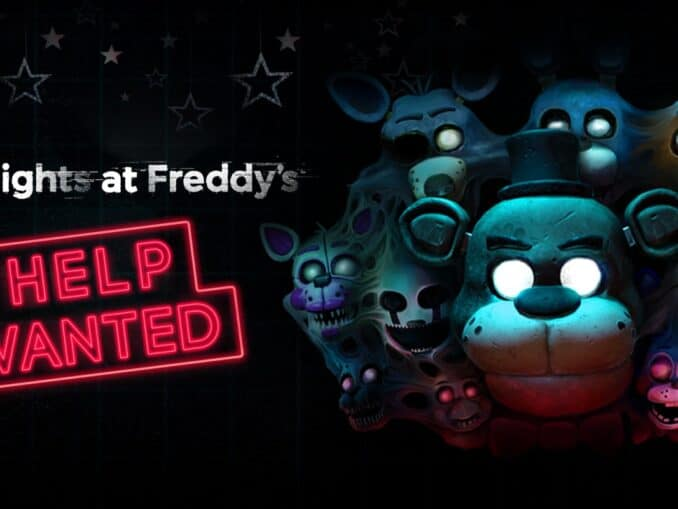 Nieuws - Five Nights at Freddy's: Help Wanted is uit