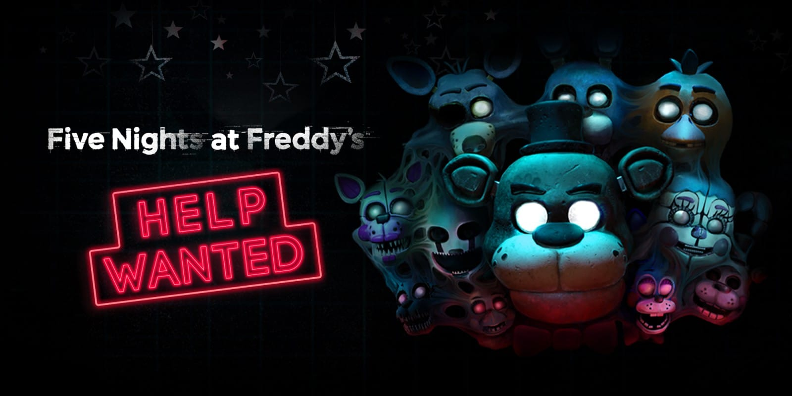 Five Nights at Freddy's: Help Wanted is uit
