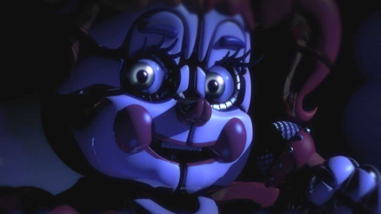 Five Nights At Freddy's: Sister Location – Surprise Launch