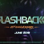 Flashback retrostijl launch trailer
