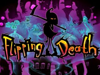 Flipping Death coming this August