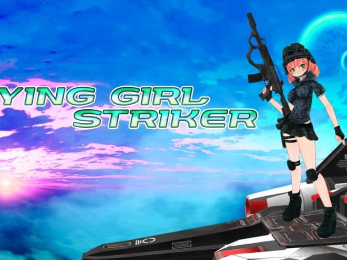Release - FLYING GIRL STRIKER