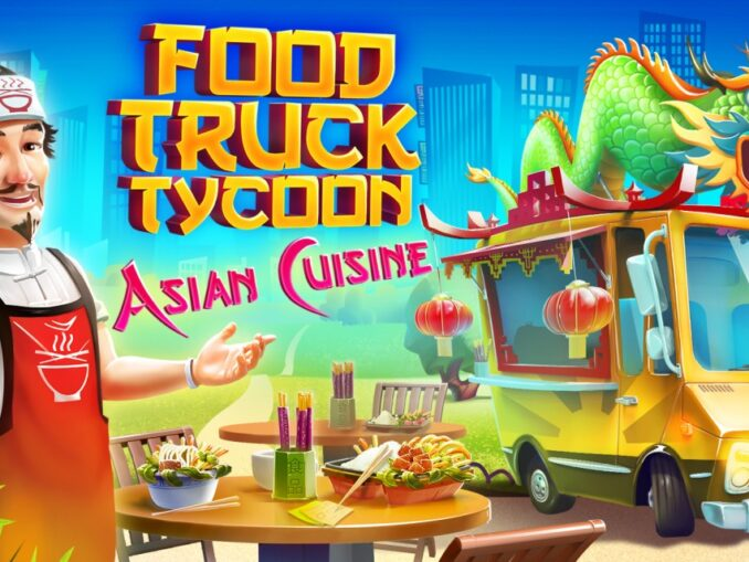 Release - Food Truck Tycoon – Asian Cuisine