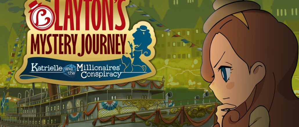 LAYTON'S MYSTERY JOURNEY™: Katrielle and the Millionaires' Conspiracy – Deluxe Edition