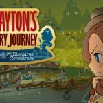 Footage Layton's Mystery Journey: Katrielle and the Millionaires' Conspiracy DX