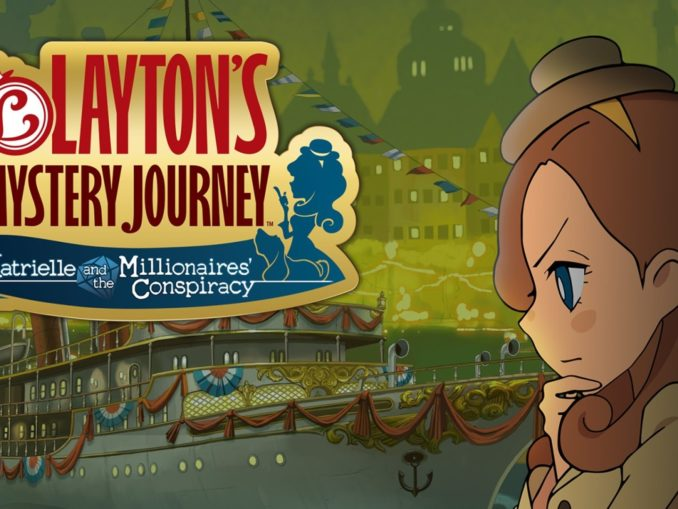 Nieuws - Footage Layton's Mystery Journey: Katrielle and the Millionaires' Conspiracy DX
