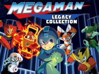 Footage Mega Man Legacy Collection 1 + 2