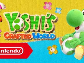 Footage van lokale co-op in Yoshi's Crafted World