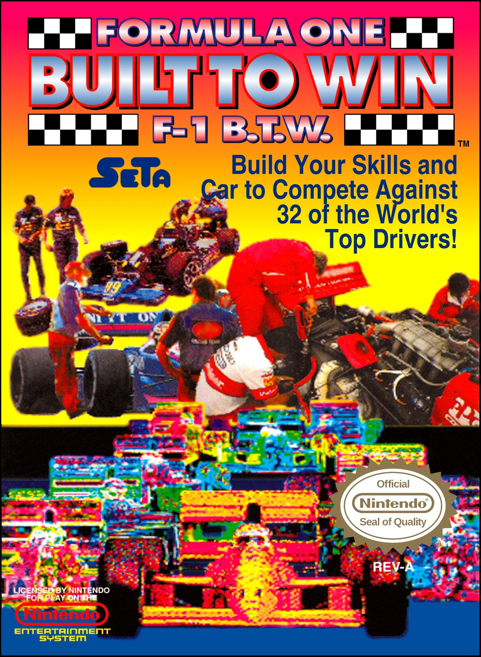 Formula One: Built to Win