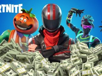 Fortnite – $1.8 Billion In 2019 but still revenue is down