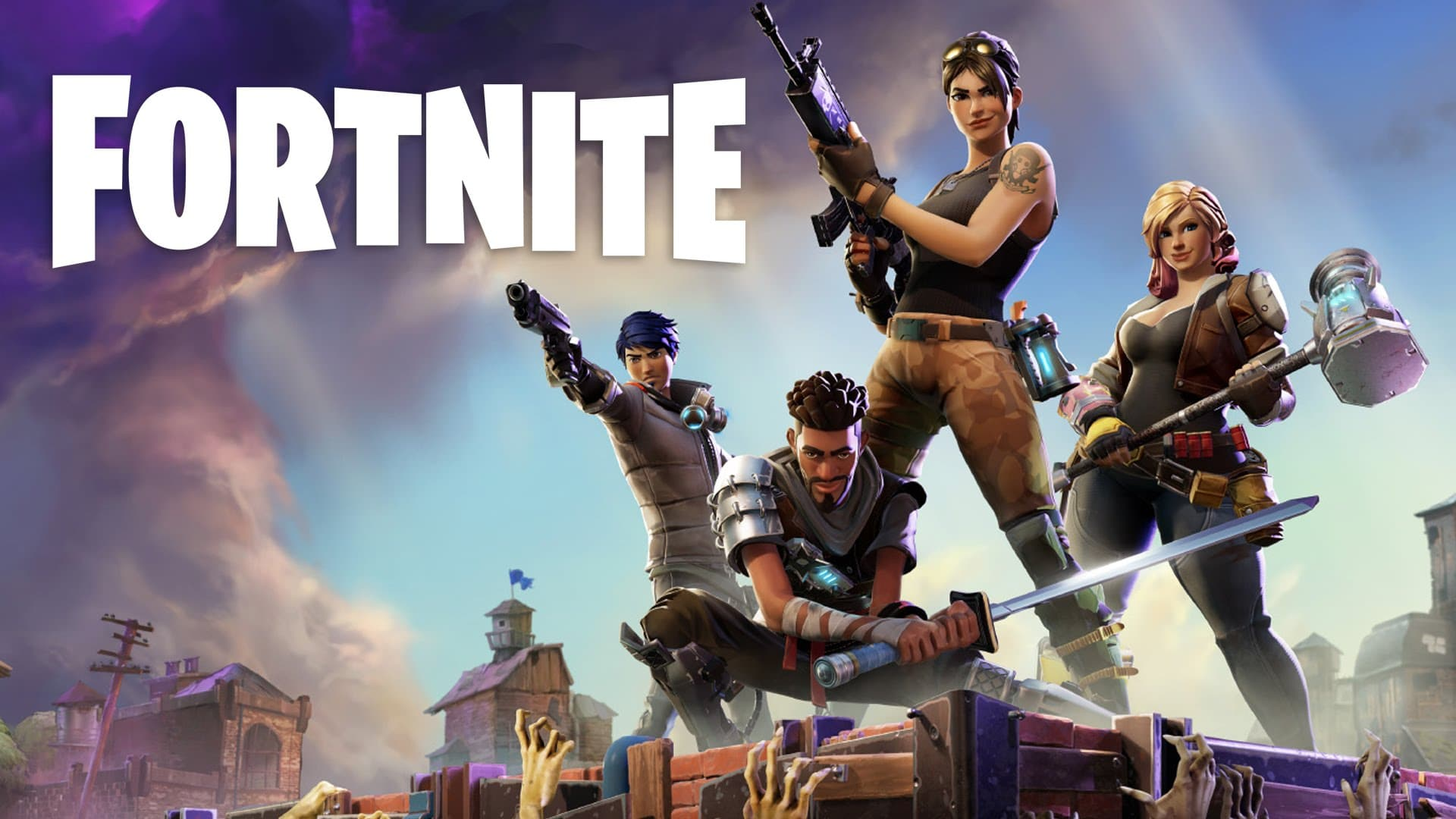 Fortnite – 2 miljoen+ downloads
