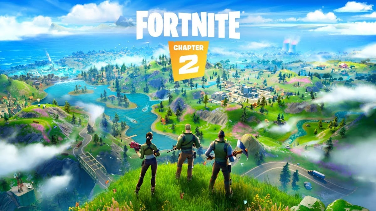 Fortnite Chapter 2 S2 – 20th February – Unreal Engine's Chaos physics