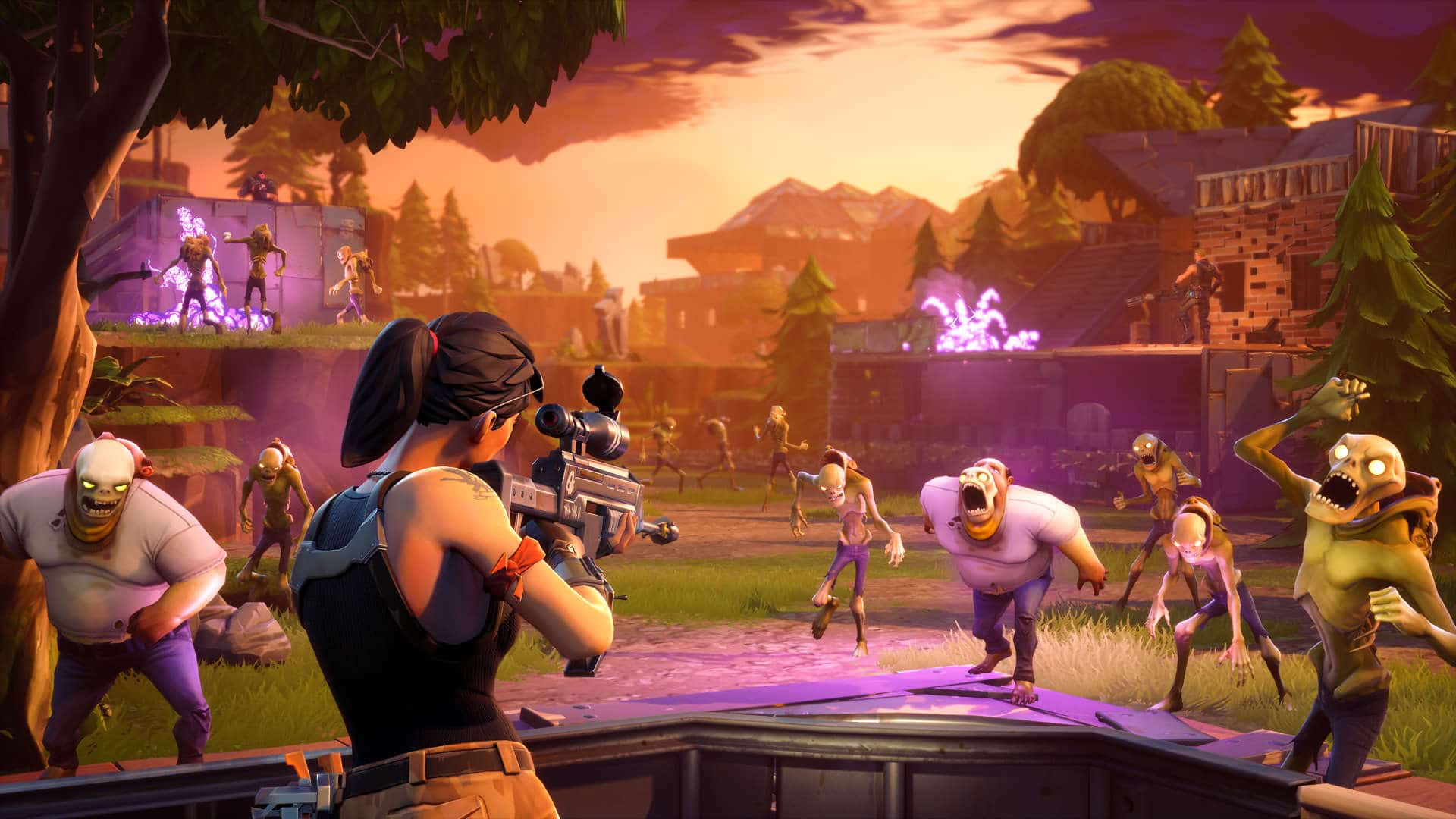 Fortnite: Lancering Save The World uitgesteld