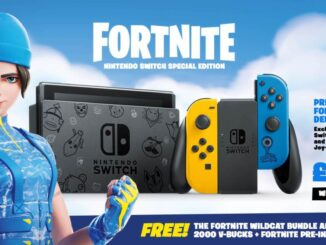 Fortnite Special Edition dock available to pre-order