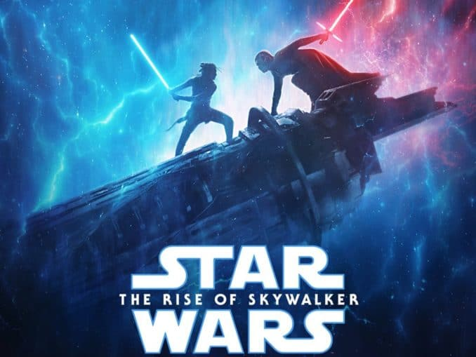 Nieuws - Fortnite – Star Wars: The Rise Of Skywalker footage