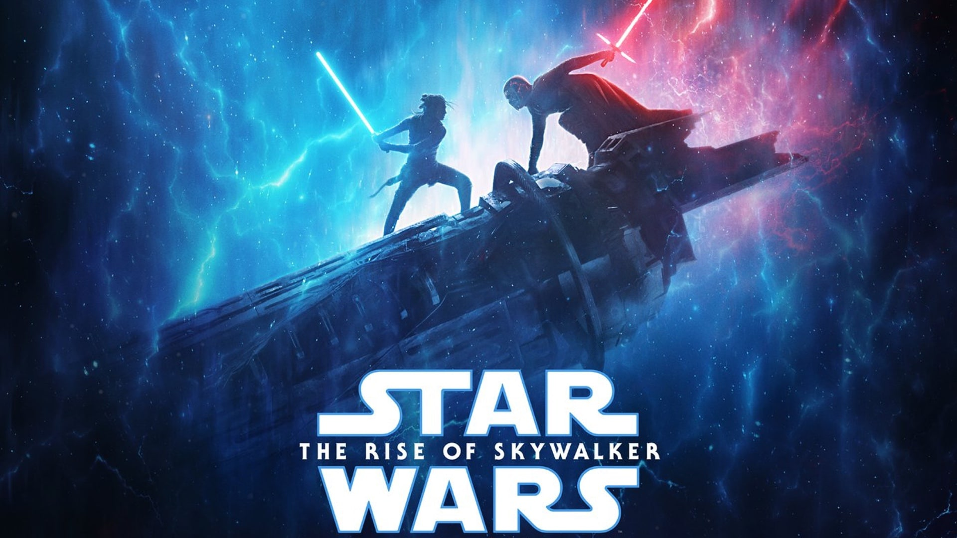Fortnite – Star Wars: The Rise Of Skywalker footage