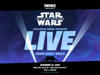 Fortnite's Star Wars Live Event met JJ Abrams