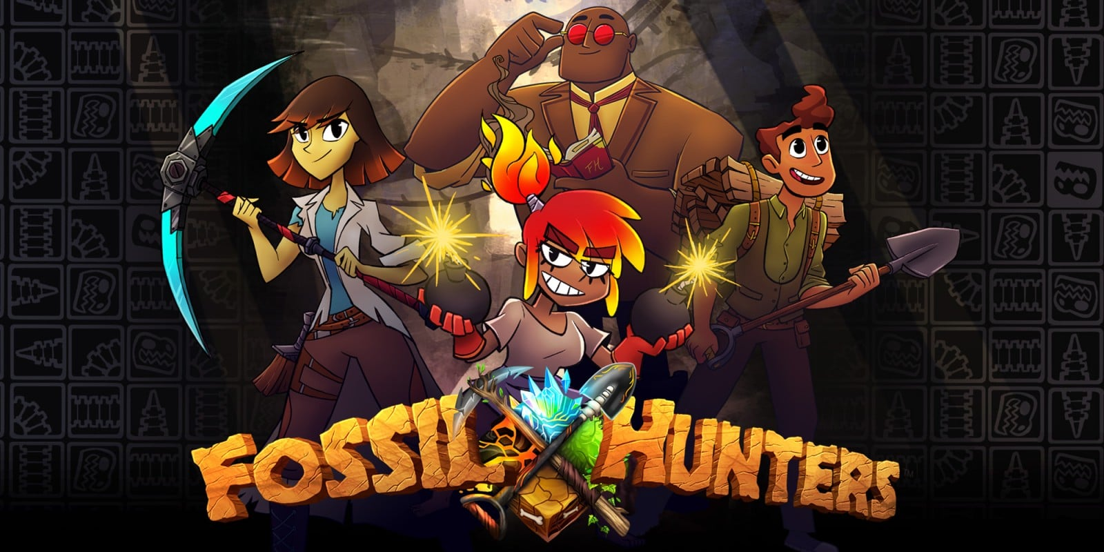 Fossil Hunters launch trailer