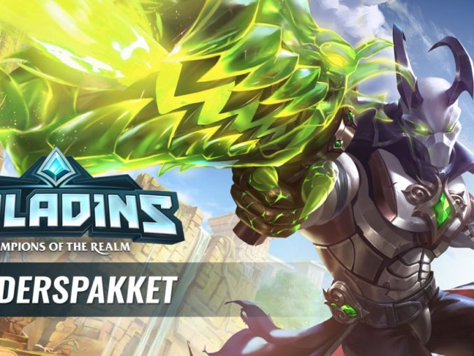 Release - Paladins