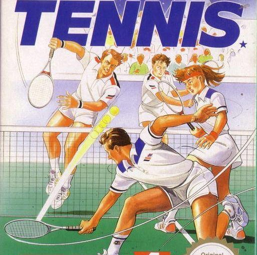 Release - Four Players' Tennis
